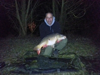 March 2014 catch: 18lb 5oz