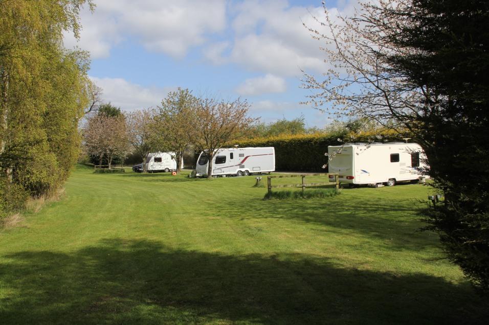 Raker Lakes caravan site
