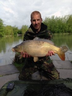 May catch 16lb 12oz