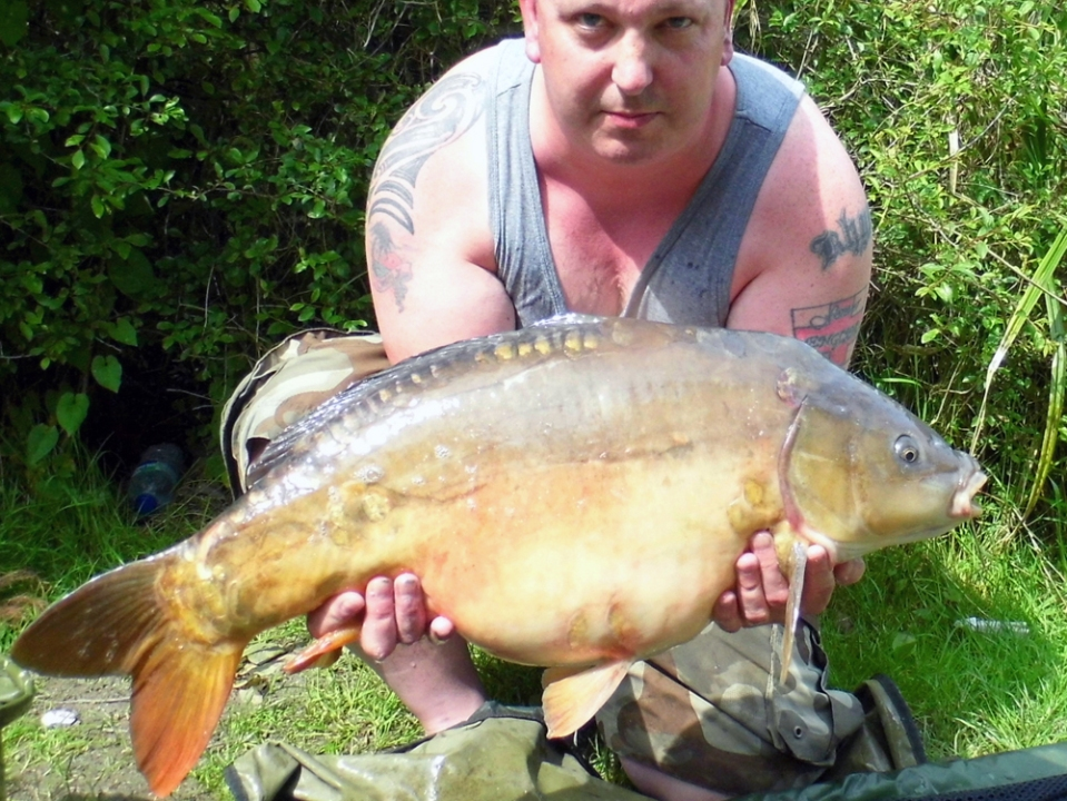 May catch 21lb