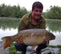 June catch 16lb