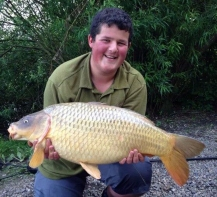 June catch 18lb 8oz