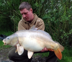 June catch 20lb common
