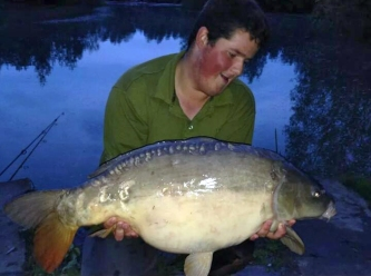 June catch 27lb 2oz