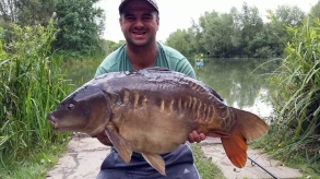June catch 29lb 1oz