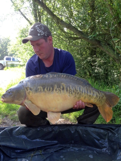 June catch 29lb 4oz 2