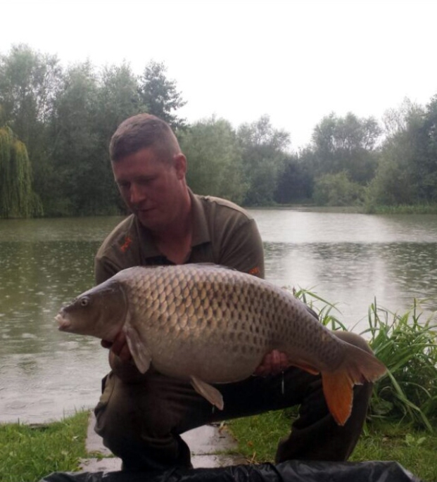 August catch 22lb common