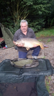 August catch 27lb 5oz