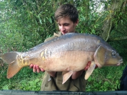 July catch 24lb 5oz