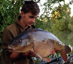 July catch 27lb 4oz