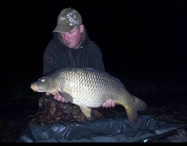 December 2014 Catch 21lb common