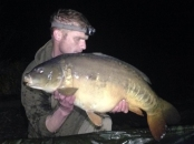 March 2015 catch 28lb