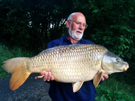 July 2015 catch 26lb common