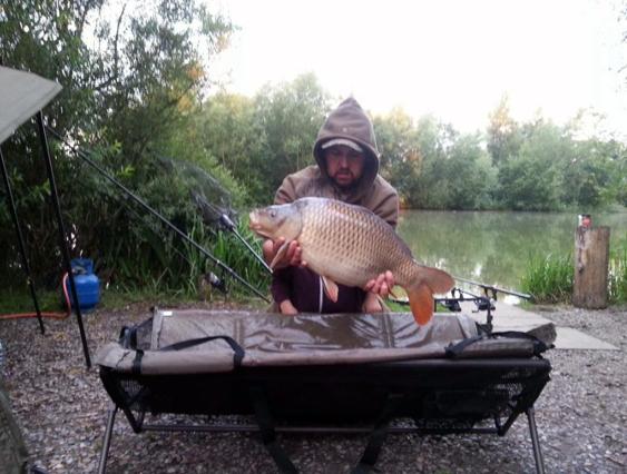 October 2015 catch