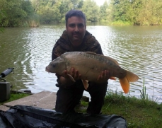 September 2015 catch