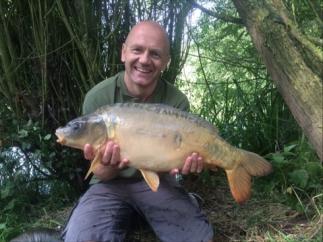 July 2016 catch