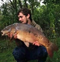 September 2016 catch
