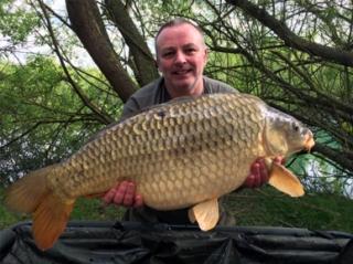 April 2017 catch