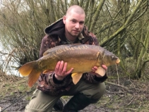 February & March 2018 catch